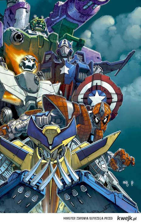 Marvelowe transformery