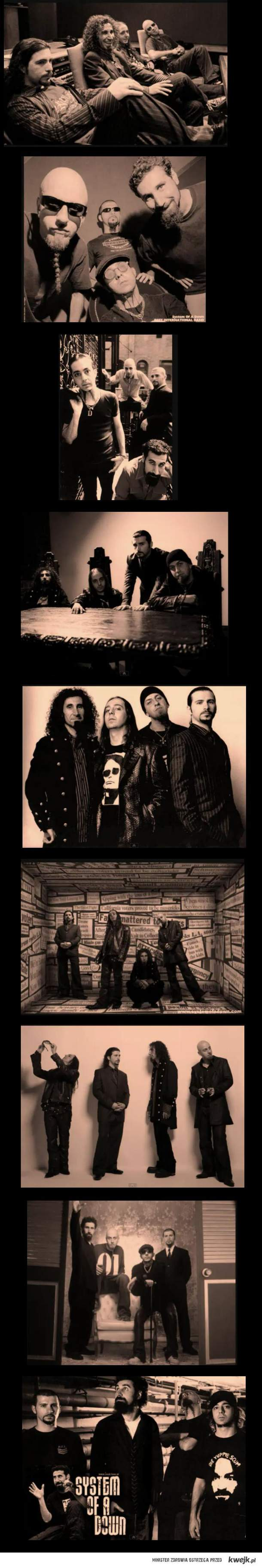 I love System of a Down <3