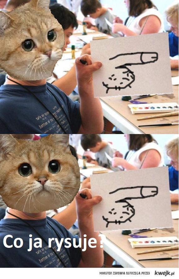 Co ja rysuje?