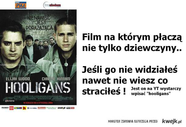 Hooligans więcej niż film