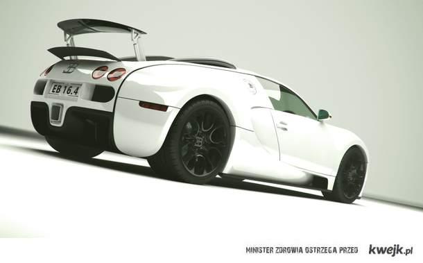 white veyron