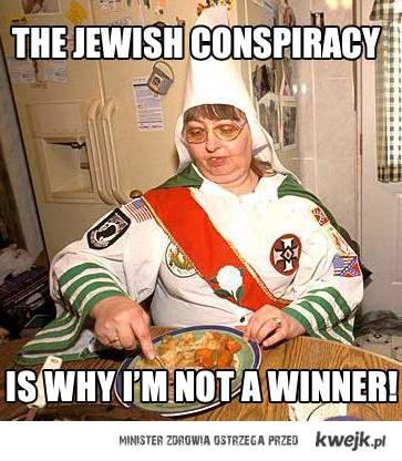 żydowska konspiracja