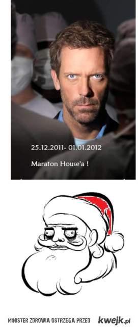 House w Święta