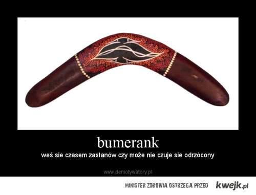 bumerank ):