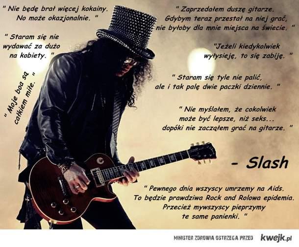 Slash i jego cytaty ♥