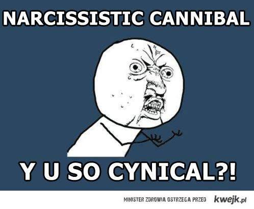 Korn - Narcissistic Cannibal