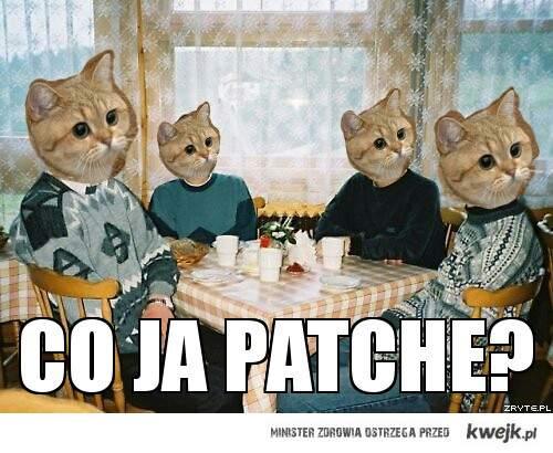 Co ja Patche?