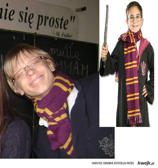 Uczeń Gryffindoru?