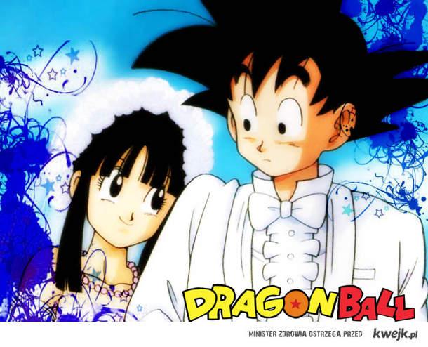 Goku i Chi Chi