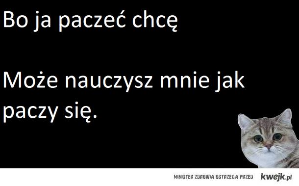Paczenie Pozdro ze Słupska :)