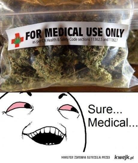 sure.. medical :D