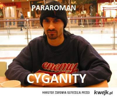 Pararoman Cyganity