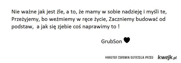 GrubSon!