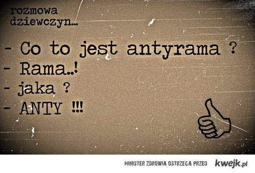 ANTYrama.