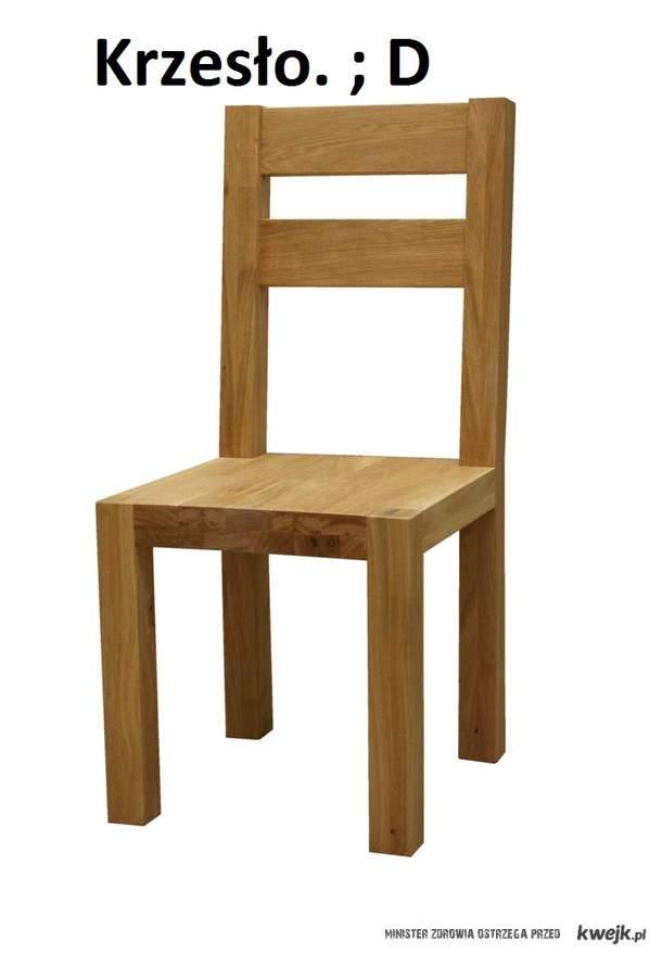 Krzesło <3