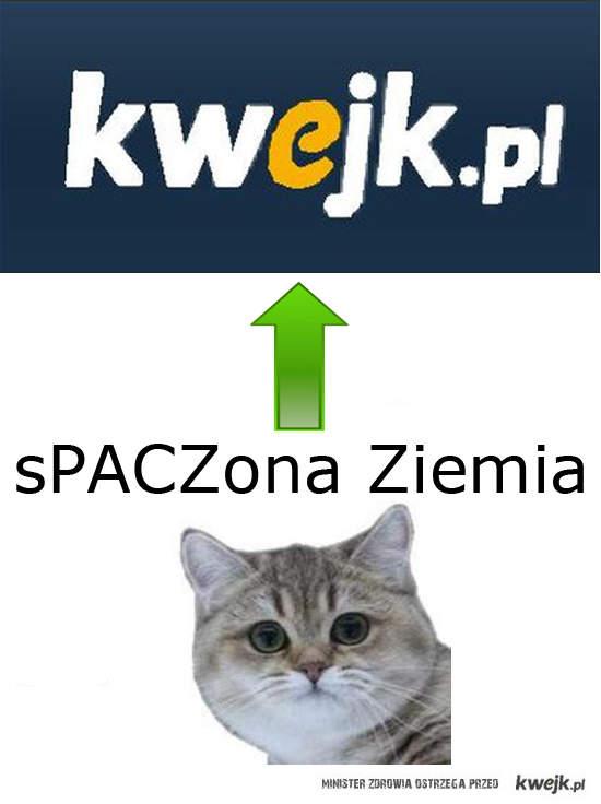 sPACZony Kwejk