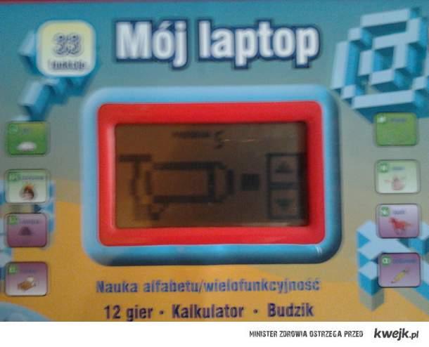 moj laaptop