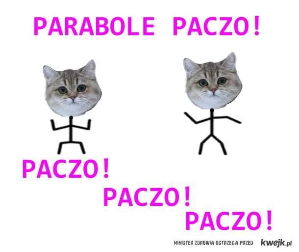 PARABOLE PACZO!