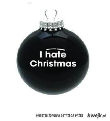 Nienawidze świąt