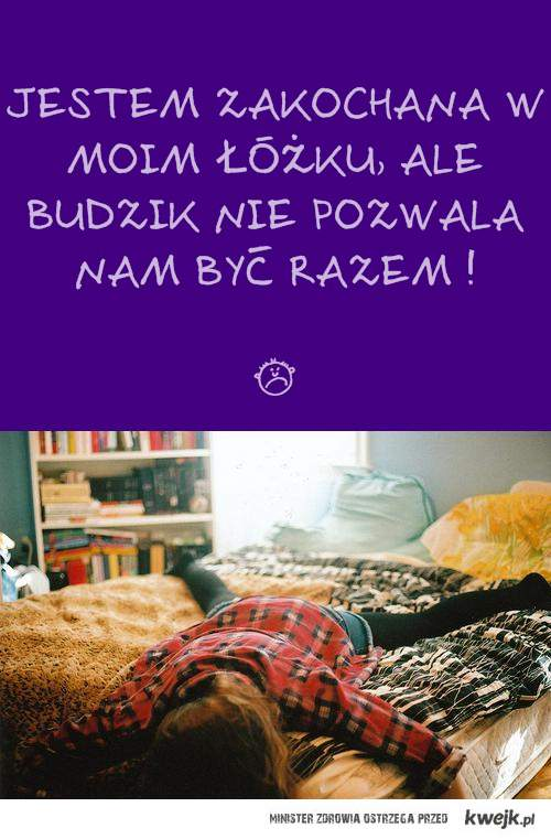 łóżko <3
