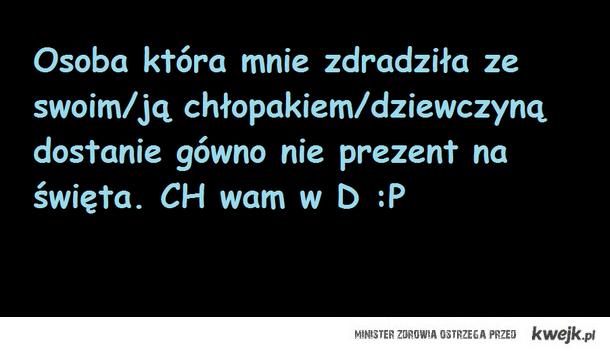 zdrada! :D