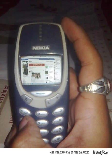 Internet w telefonie