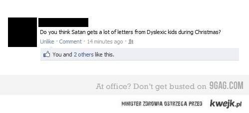 Dzieci z dysleksją