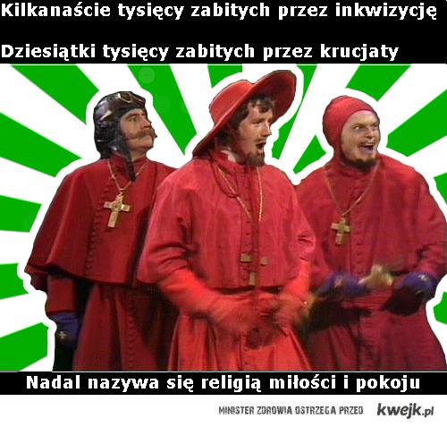 Religia milosci