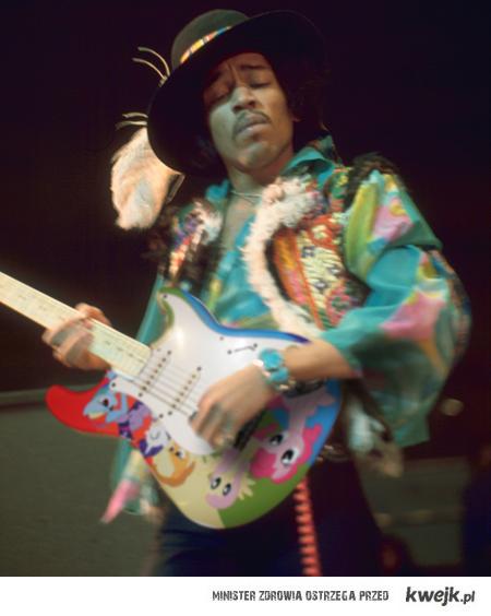 Hendrix/Pony