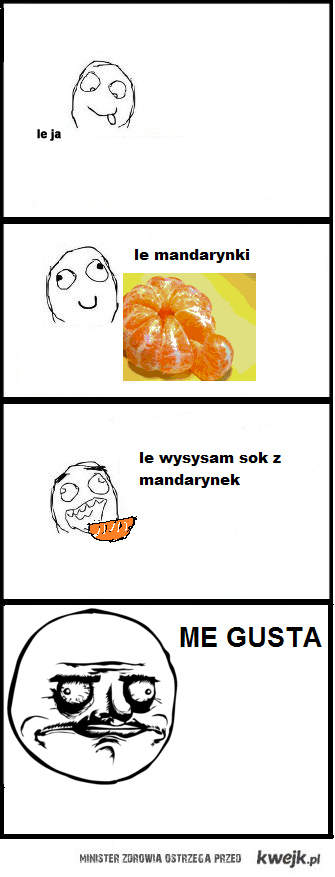 Le Mandarynki