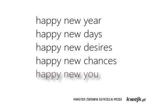 Happy new....