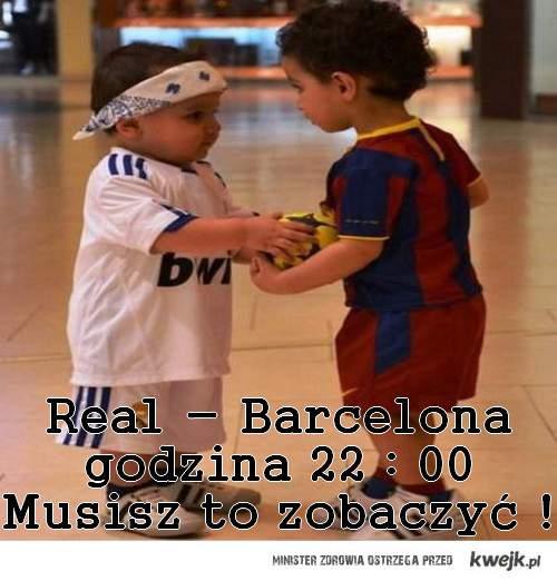real - barcelona . < 333