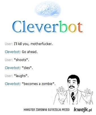 cleverbot shot