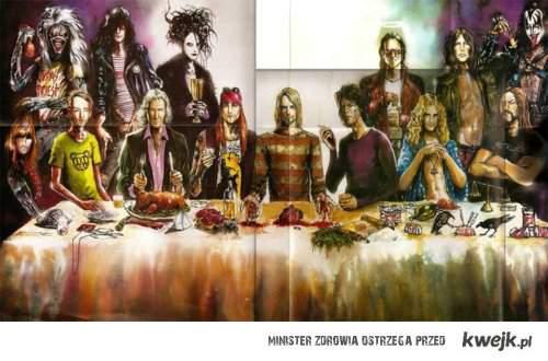 Dinner Metal-Rock