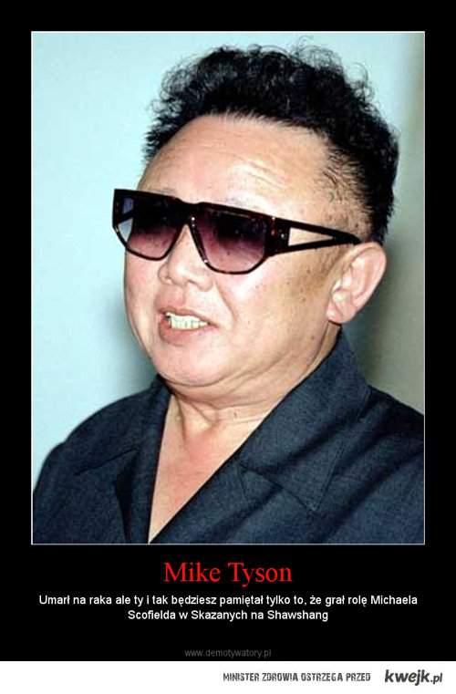 Śmierć Mike'a Tysona