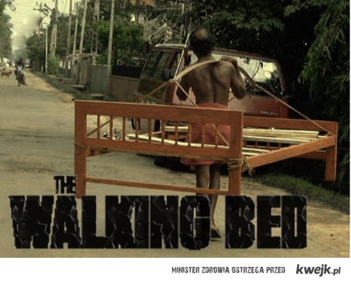 walking bed