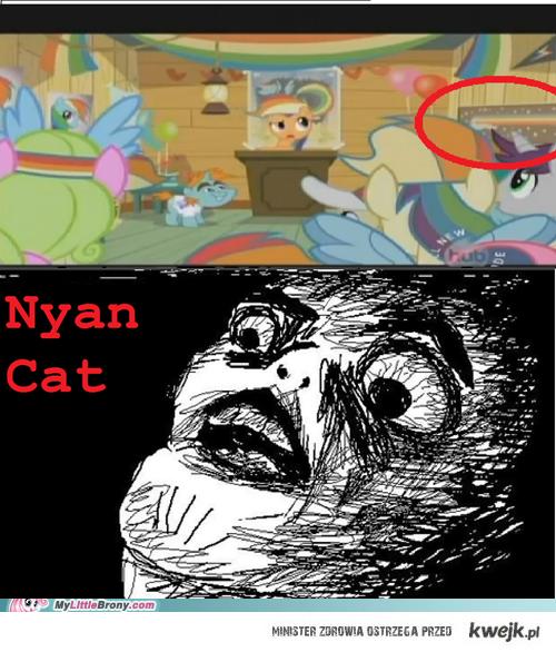 Nyan Cat W MLP:FIM