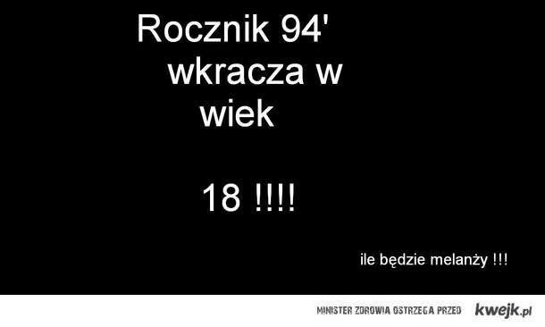 rocznik 94'