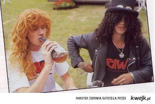 Dave & Slash