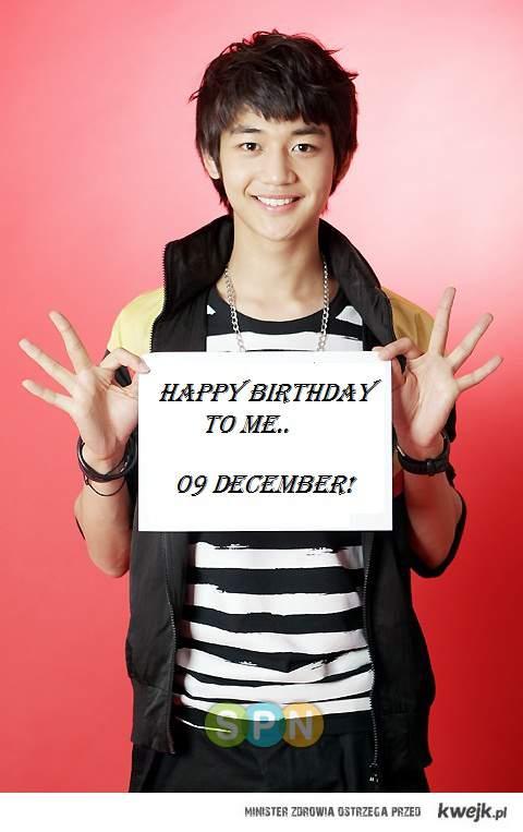 Happy Birthday Minho!