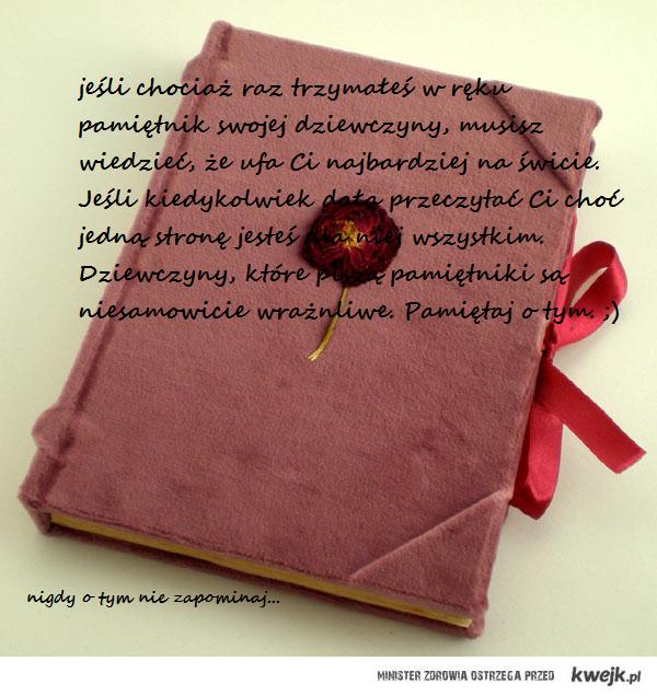 pamiętnik:)