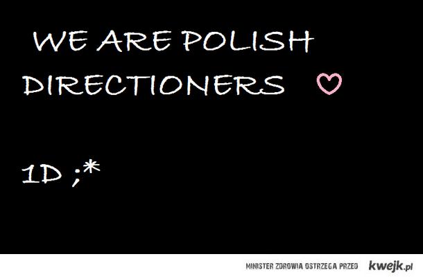 polish directioners
