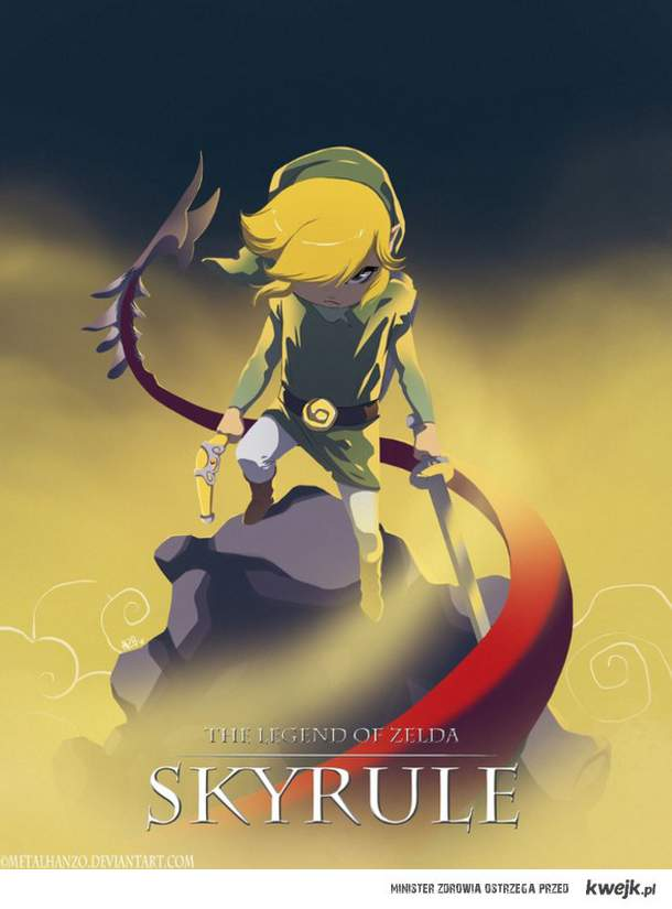 Zelda + Skyrim