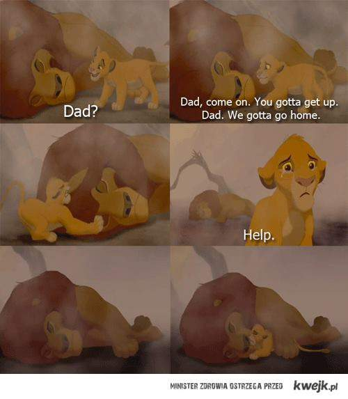 the lion king, i love