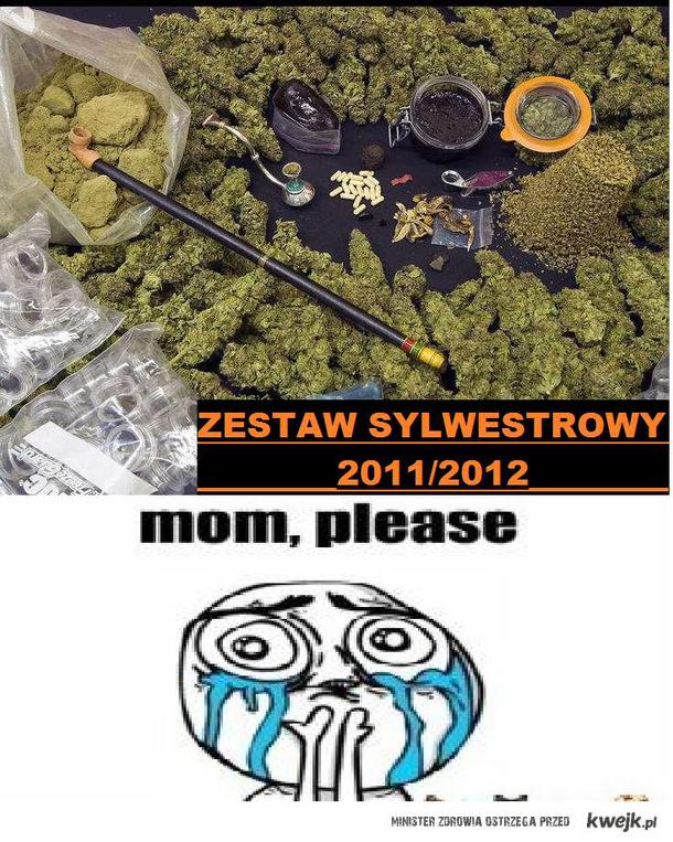 Zestaw na Sylwka