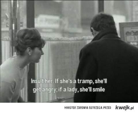 Jak rozpoznać dame