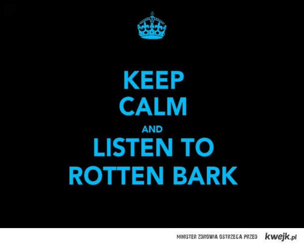 Rotten Bark