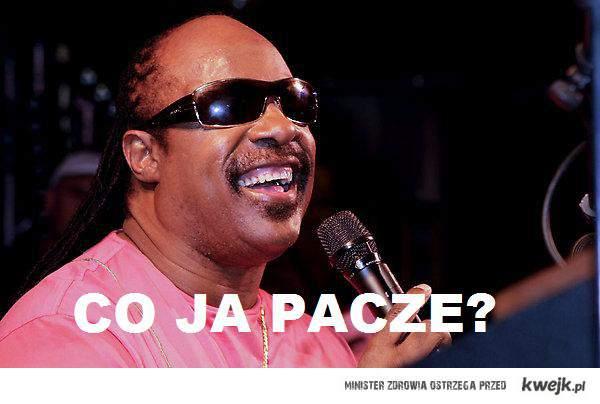 Stevie Wonder - Co Ja Pacze?
