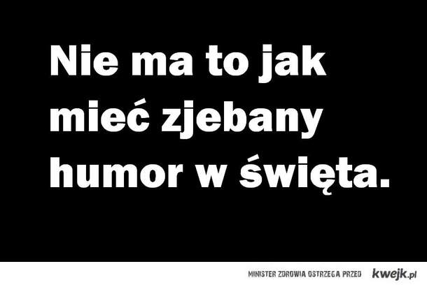 humor..