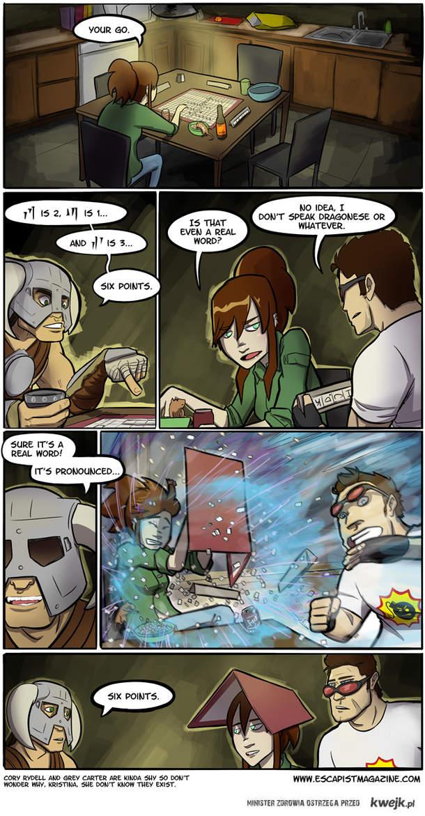 Skyrim- Scrabble